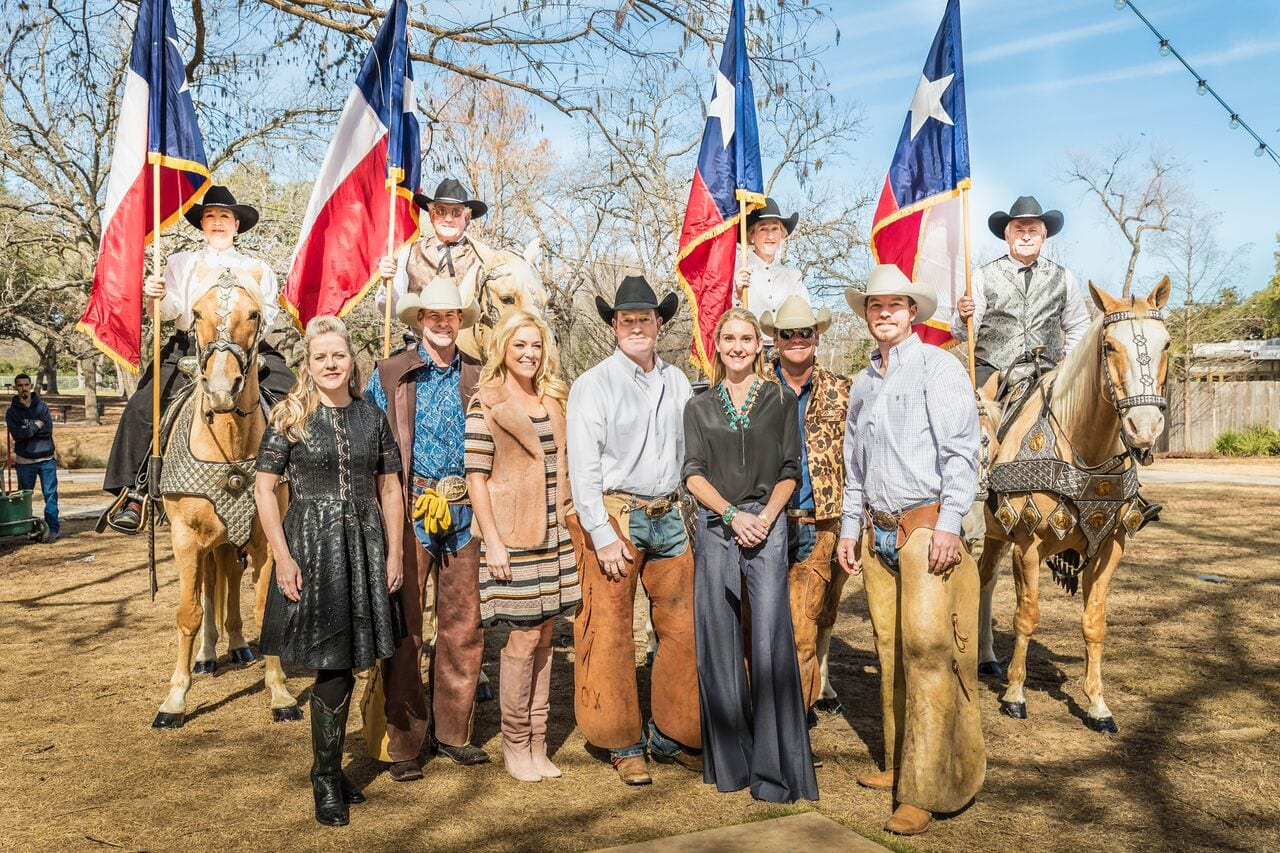 2018 Cowgirls Live Forever Luncheon Sara Walker Private Events