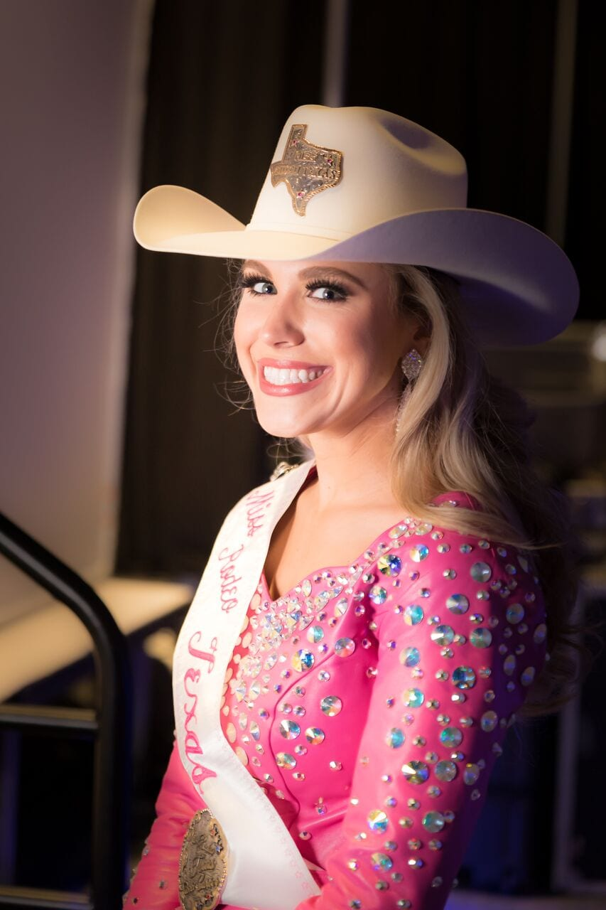 2018 Cowgirls Live Forever Luncheon Sara Walker Private